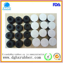 Mexico Anti-skidding/rubber feet/rubber pad for running machine/ladder/chair/furniture/crutch/table