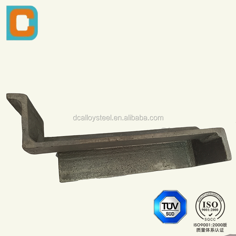 OEM Steel lost foam casting part Investment Casting parts