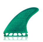 FCS Fins Clear Fins with Flex pattern for Hot sale