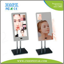 13.3 inch magic mirror display advertising