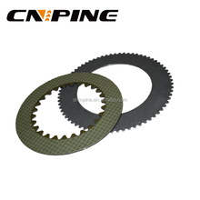 Shmpine Low Price New Arrive High Quality Excavator Clutch Automatic Friction Plate Disc7140712680