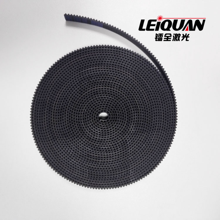 synchronous Circle plastic timing belt for laser machine motor