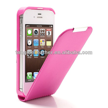 Hot Selling Flip Case For Iphone 4S,For Iphone 4s Case,For Iphone 4S Flip Case