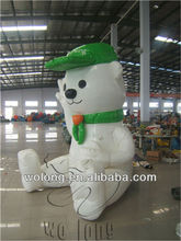 2013 good quality giant inflatable advertiaing cartoon character for kids