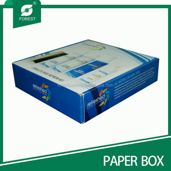 HOT SALE PACKAGING BOX FOR SHOE CLEANING KIT
