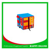 Factory Directly Supply Commercial Kids Playground EquipmentFun For Toddlers Soft Flooring