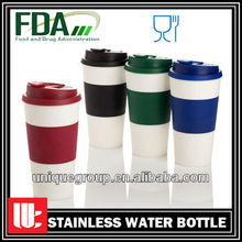Silicone Cup Cover Double Layer Bait Cup
