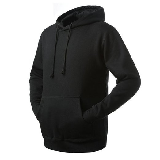 AHD015 Wholesale alibaba Plain Cotton Black Hoodie, Sweatshirt Hoodie, Hoodie Manufacturer in china