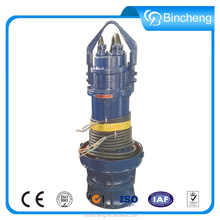 3-phase electric high flow submersible water pumps