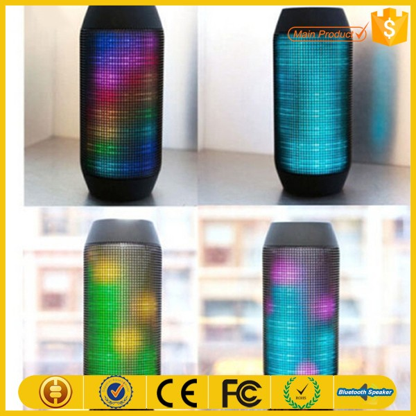 Professional Audio with Power s Promotional logo printed mini digital speaker wireless bluetooth spea