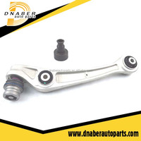 Front single car swing arm