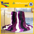Textile Fabric/Fabric for Bedsheet/Print Embose pv Plush