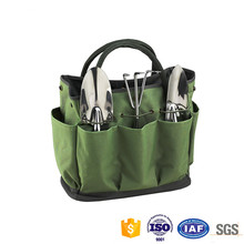 Top quality tools included multi pocket gardening tote tool bag