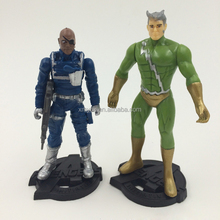 Poly resin material movie character action custom figure
