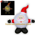 Lovely Inflatable Santa Claus Snow Ball for Christmas Decoration