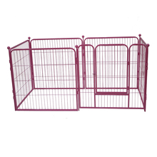 2017 steel dog exercise pen pet dog play pen MHD007-B