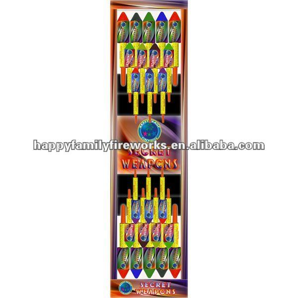 Import Chinese Rocket fireworks
