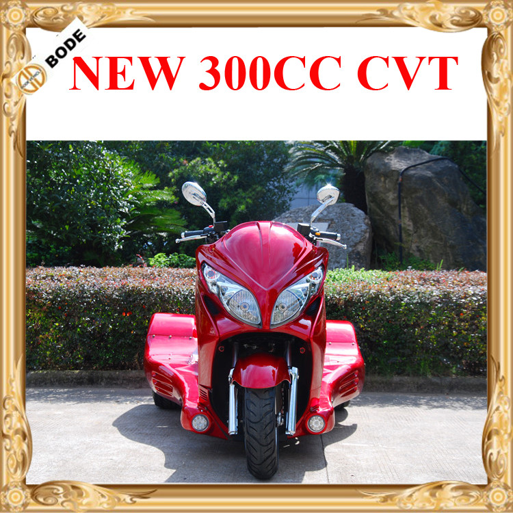 bode eec 300cc trike scooter (MC-393)