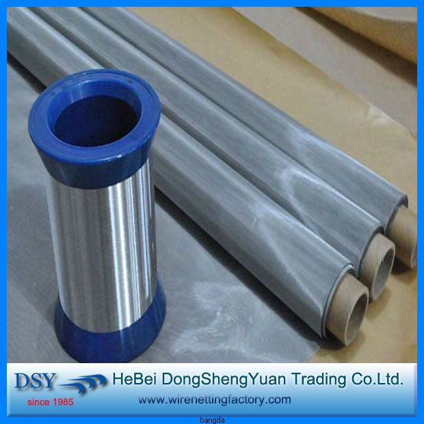 China supplier fine stainless steel / brass pipe screen for smoking and bongs