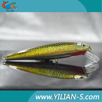 New color fishing lure molds , fishing lure rattles , lure making