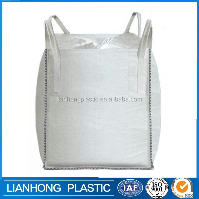Durable pas cher pp grand sac pour sable ciment pierre rock rubble forte tissu jumbo sac 1 - Sac de ciment pas cher ...