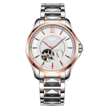 Luxury brand stainless steel automatic mens wristwatches