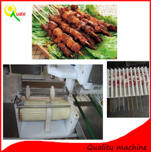 Factory Price Automatic Meat Skewer Machine/bbq Skewering Machine/Kabab Making Machine