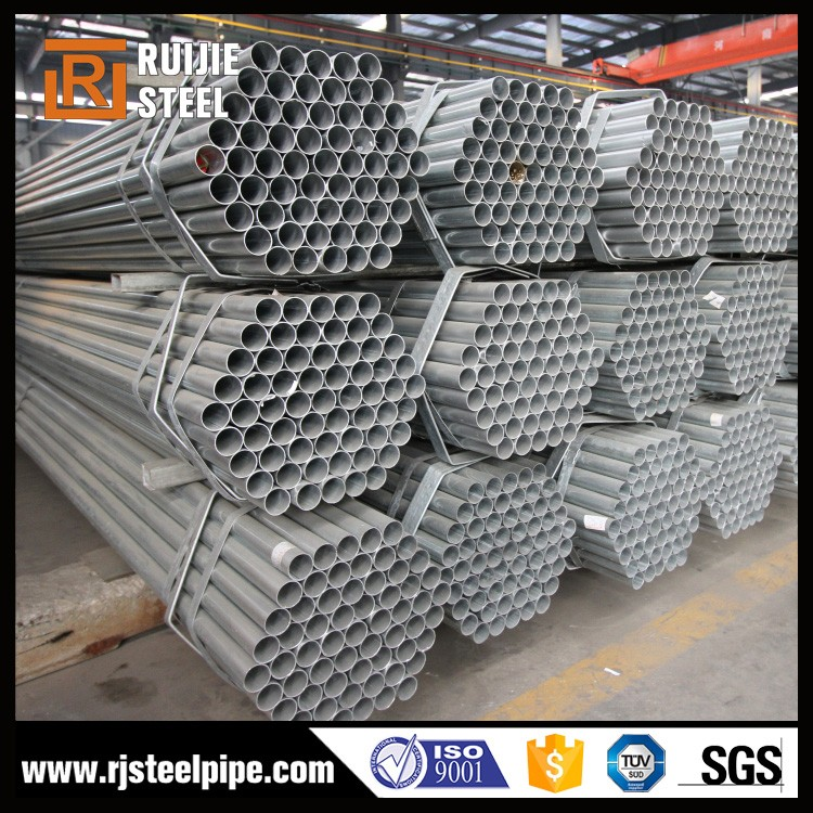 50mm galvanized steel pipe/electrical wiring conduit pipe/imc pipe,weight of gi square pipe
