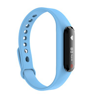 Waterproof Bluetooth Smart Bracelet wristband Health fitness Sport Smartband Watch For IOS iPhone Android smartphone