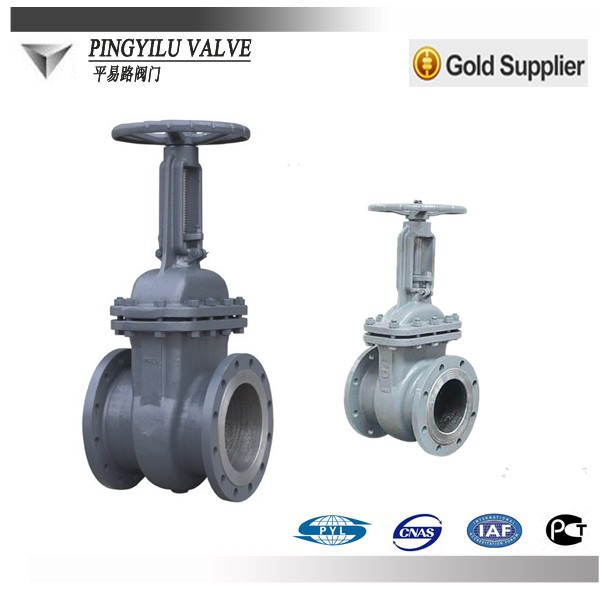 gost gate valve used for russian petroleum products