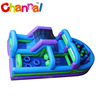 Combo inflatable games for kids inflatable obstacle course/playground