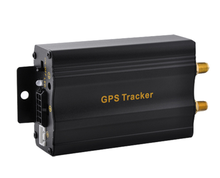 gps vehicle tracking system use tracker with relay for remotely oil cut and restore