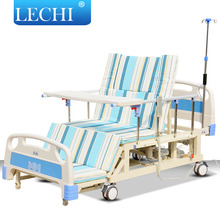 Multifunctions electric icu hospital bed with remote control for disabled