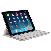 Russia Market Cholocate Keypad Multi-layout Aluminium Bluetooth Keyboard For Ipad