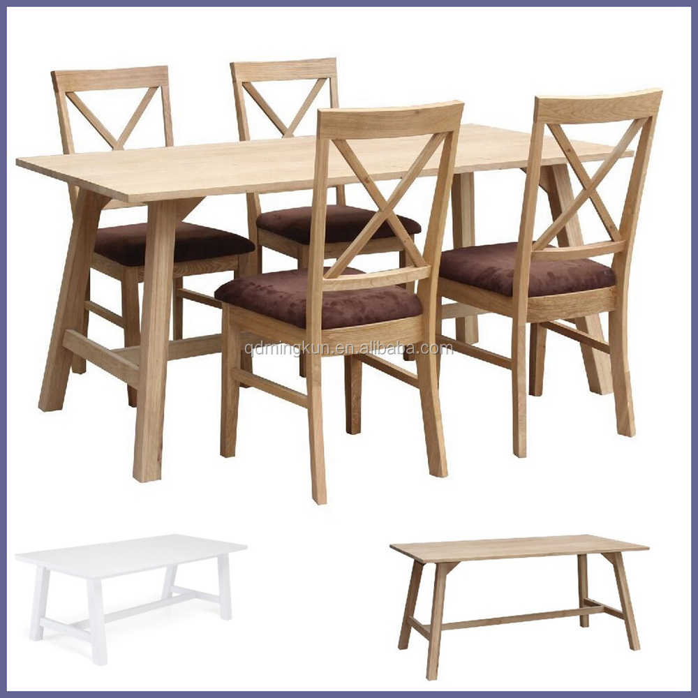 Dining room furniture china manufacture hand craft oak for Wooden dining room furniture