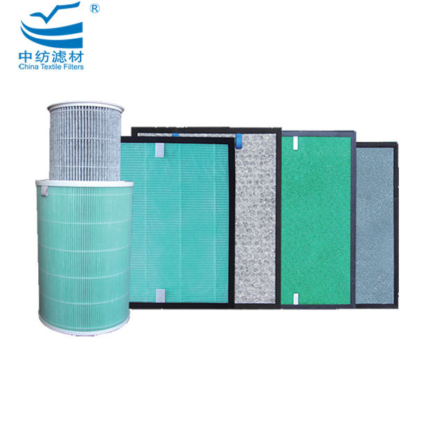 Activated Carbon Filter Sheets