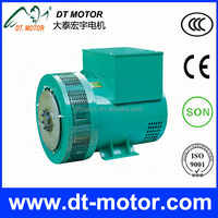 totally enclosed TFW series three-phase brushless alternator generator
