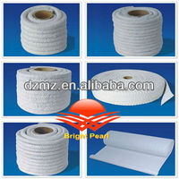 Insulation asbesto product rope tape cloth