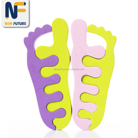 Used for foot Sales promotion The sponge Toe Separators