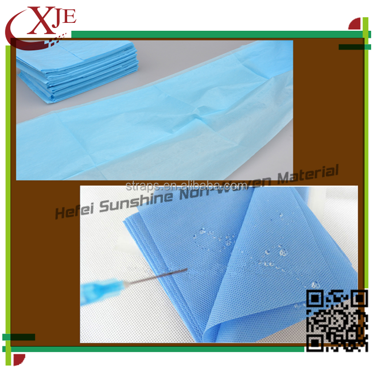 Medical Materials & Accessorie Properties and Dressings and Care For Materials Type disposable bed sheets