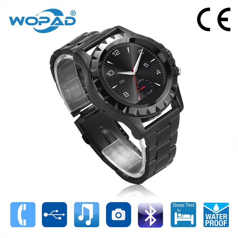 Android Smart Watch Cell Phone 2015 New Watch With TV and Phone Functions