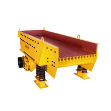 Vibration Feeder With Jaw Crusher