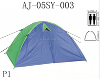 Double Double outdoor tent