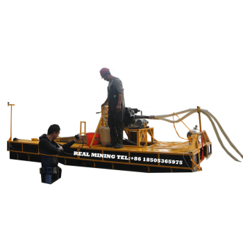 Word-class light weight portable back-pack gold and diamond dredge for sale