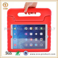 hot selling stand case for iPad mini popular among kids shockproof 9 colors