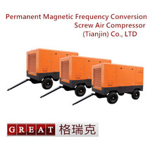 LGCY-25/20F 20bar 25m3/min 884cfm Portable Screw Diesel Air Compressor