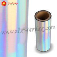 2014 BOPP or PET Hologram Rainbow Film