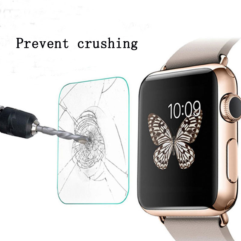 9H 38mm 42mm 3D safeguard screen protector for Apple watch