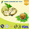 High quality Soursop Fruit Juice Extract / Annona Muricata Extract / Graviola Extract Powder