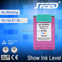 Compatible for hp 61 ink cartridges for hp Deskjet inkjet printer